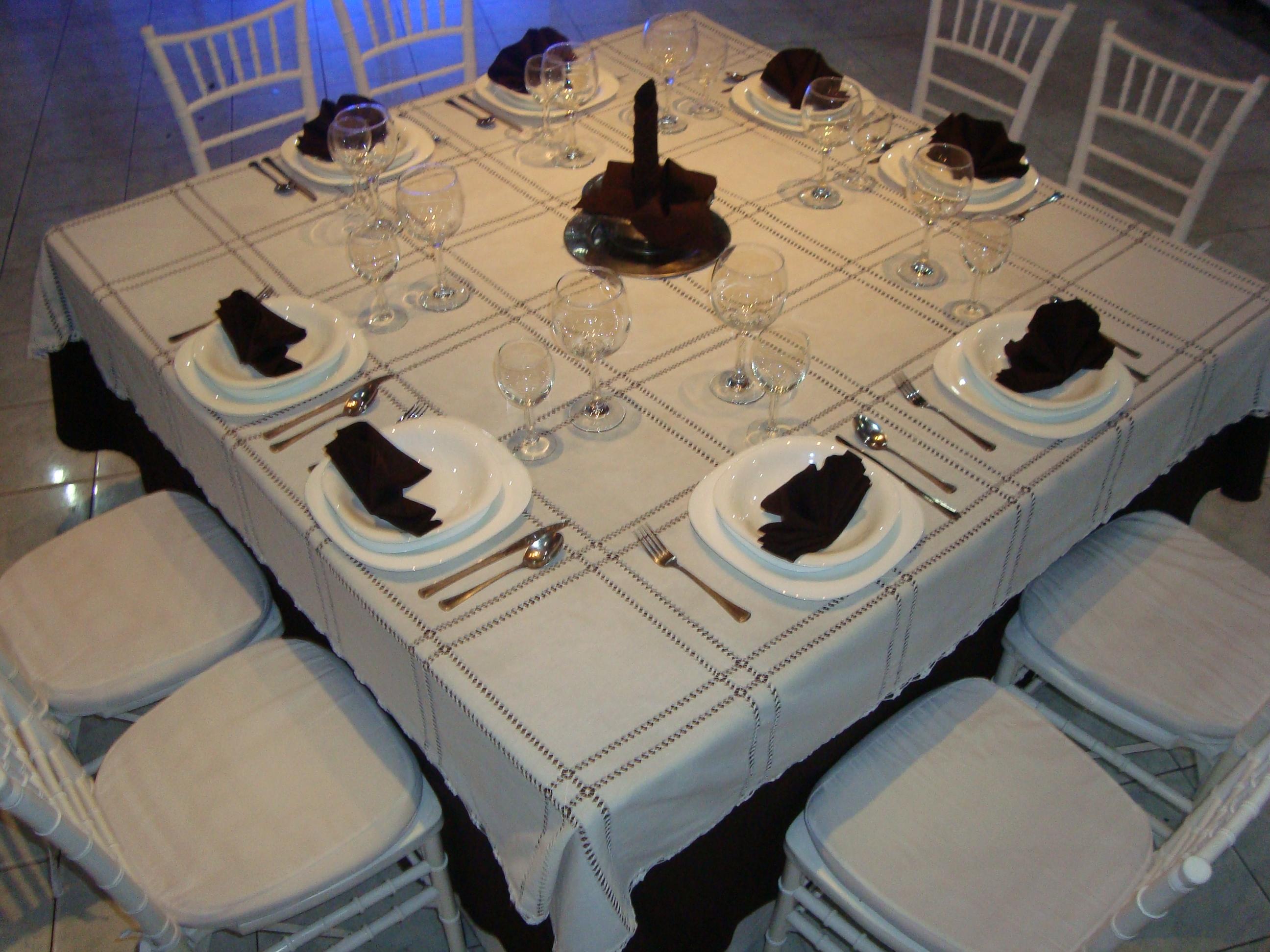 Tipos de cristales para mesas centros de mesa con velas - Tipos de mesas ...